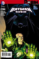 BATMAN AND ROBIN #34