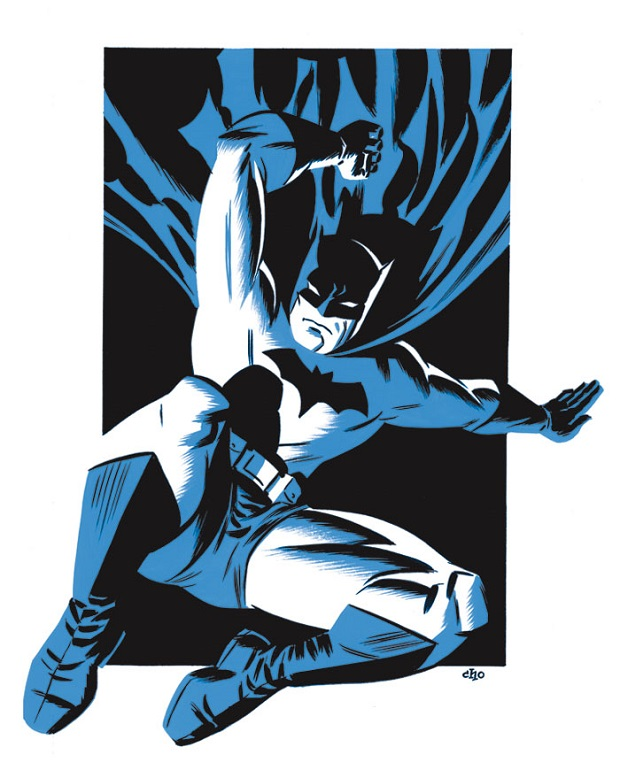 Batman by Michael Cho