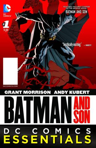 BATMAN ESSENTIALS BATMAN & SON SPECIAL #1