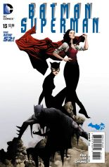 BATMAN SUPERMAN #13