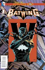 BATWING FURTURES END #1