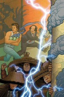 BIG TROUBLE IN LITTLE CHINA #4 COVER B
