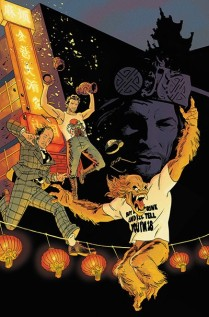 BIG TROUBLE IN LITTLE CHINA #4 COVER C