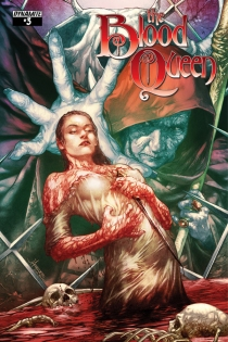 BLOOD QUEEN #3 ANACLETO COVER