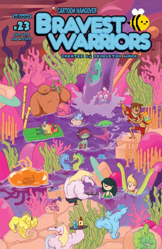 Bravest Warriors #23 Cover A