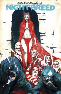 CLIVE BARKERS NIGHTBREED #4 COVER A