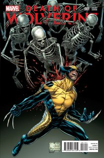 DEATH OF WOLVERINE #1 VARIANT C