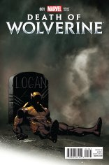 DEATH OF WOLVERINE #1 VARIANT I