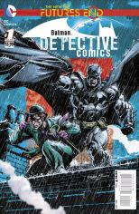 DETECTIVE COMICS FUTURES END #1