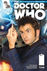 DOCTOR WHO THE TENTH DOCTOR #2 VARIANT A