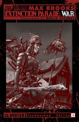 EXTINCTION PARADE WAR #3 BLOODWASHED COVER