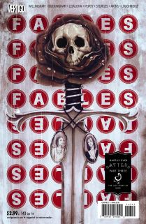 FABLES #143
