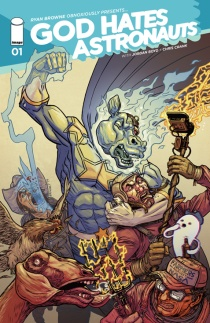GOD HATES ASTRONAUTS #1 COVER A
