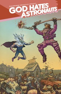GOD HATES ASTRONAUTS #1 COVER B