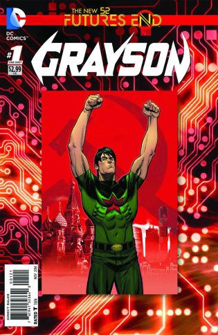 GRAYSON FUTURES END #1 STANDARD EDITION