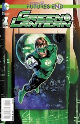 GREEN LANTERN FUTURES END #1