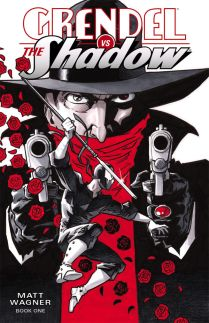 GRENDEL VS. THE SHADOW #1 VARIANT