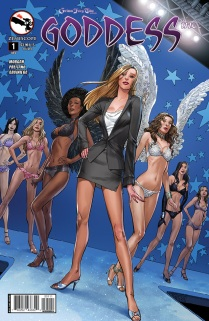 GRIMM FAIRY TALES GODDESS INC. #1 COVER A