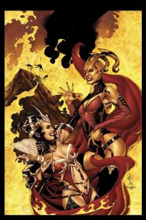 GRIMM FAIRY TALES INFERNO RINGS OF HELL #1 COVER A