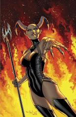GRIMM FAIRY TALES INFERNO RINGS OF HELL #1 COVER C