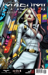 GRIMM FAIRY TALES MASUMI BLADES OF SIN #2 COVER D