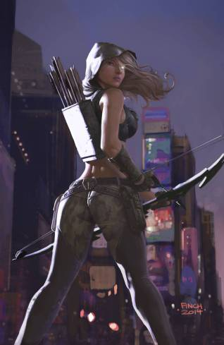 GRIMM FAIRY TALES ROBYN HOOD #1 COVER A