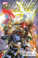 GUARDIANS OF THE GALAXY #18 VARIANT A