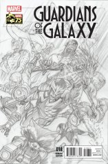 GUARDIANS OF THE GALAXY #18 VARIANT B
