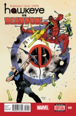 HAWKEYE VS. DEADPOOL #0