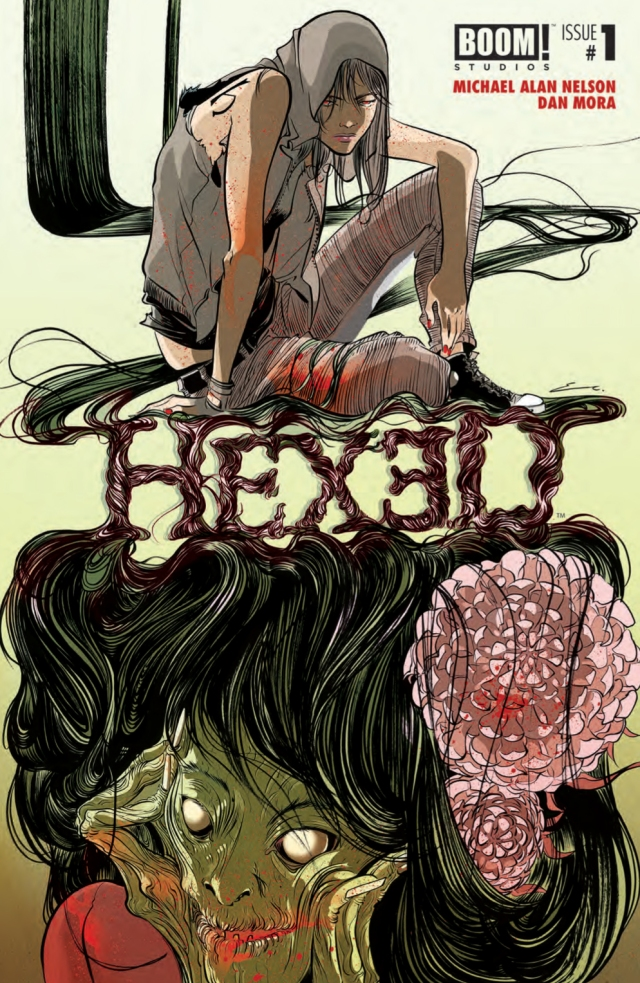 Hexed #1 Cover A