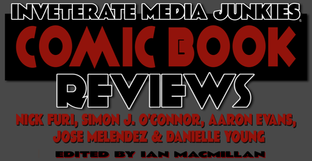 IMJ Comic Book Reviews 2014 Final Revised Banner