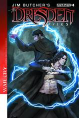 JIM BUTCHER DRESDEN FILES WAR CRY #4
