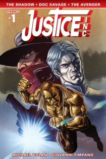 JUSTICE INC. #1 SEGOVIA COVER