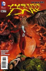 JUSTICE LEAGUE DARK #34