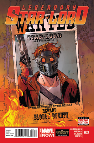 Legendary Star Lord #2