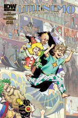 LITTLE NEMO RETURN TO SLUMBERLAND #1 SUB VARIANT