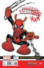 MARVEL UNIVERSE ULTIMATE SPIDER-MAN #29