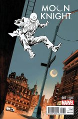 MOON KNIGHT #7 VARIANT
