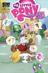 MY LITTLE PONY FRIENDSHIP IS MAGIC #23