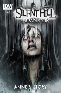 SILENT HILL DOWNPOUR ANNE'S STORY #1