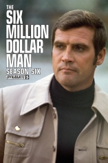 SIX MILLION DOLLAR MAN SEASON 6 #5 SUB COVER