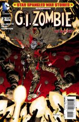STAR SPANGLED WAR STORIES G.I. ZOMBIE #2
