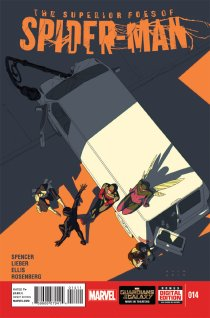 SUPERIOR FOES OF SPIDER-MAN #14