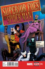 SUPERIOR FOES OF SPIDER-MAN #15