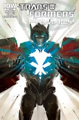 TRANSFORMERS PRIMACY #1 SUB COVER