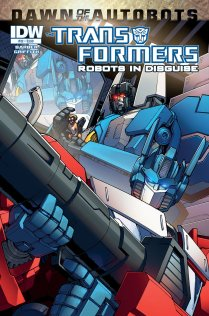 TRANSFORMERS ROBOTS IN DISGUISE #32
