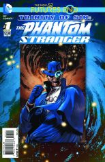 TRINITY OF SIN THE PHANTOM STRANGER FUTURES END #1