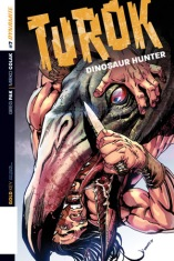 TUROK DINOSAUR HUNTER #7