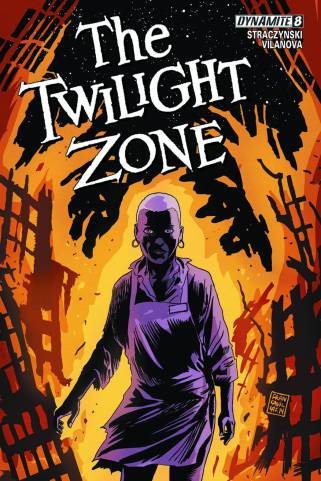 TWILIGHT ZONE #8