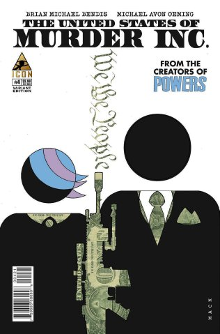 UNITED STATES OF MURDER INC. #4 VARIANT A